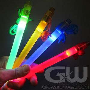 LED Light Sticks in Assorted Colors