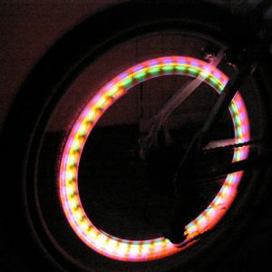 Bike Tire Light - LED Bicycle Lights