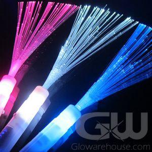 Fiber Optic Wands