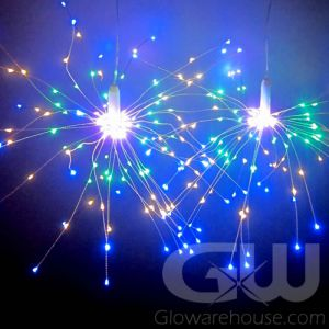 LED Starburst String Lights