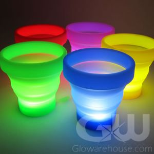 Glow Party on the Go Light Cups