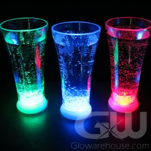 Glowing Drink Glasses