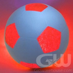 Glowing LED Soccer Ball
