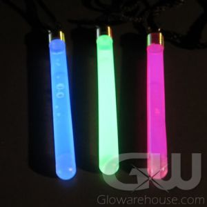 Glow Stick Pendants