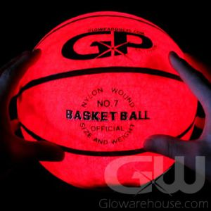 Lighted LED Basketball