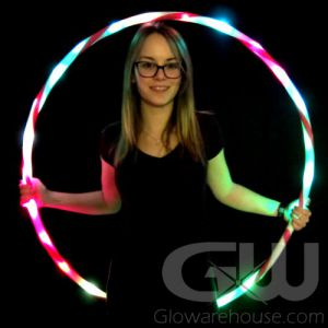 Glow Light Hula Hoop