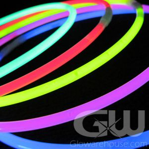 Long Lasting Glow Stick Necklaces
