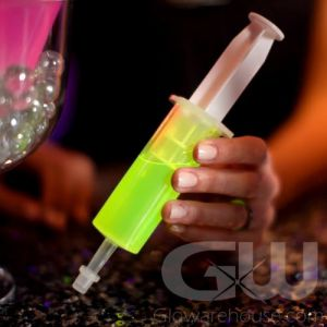 Jello Glow Shot Injector
