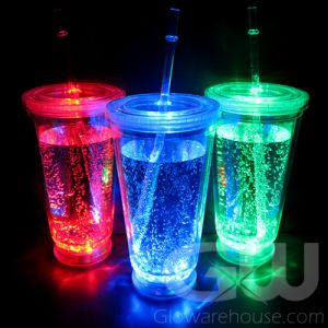 Lighted Travel Cups