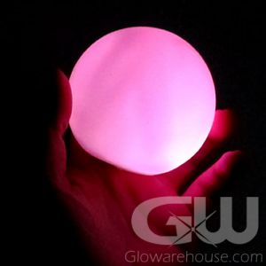 Glow Orb Ball LED Lamp