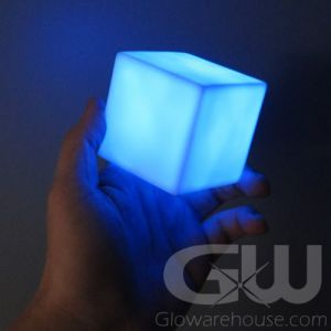 Glowing Cube LED Lamp