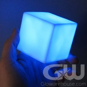 Glow LED Cube Lamp Table Light