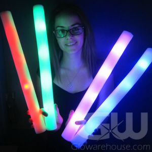 Light Up LED Foam Sticks