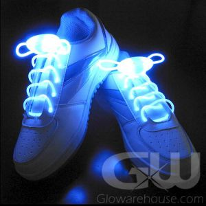 Glowing Light Shoelaces
