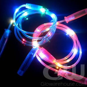 Glowing LED Skipping Jump Rope