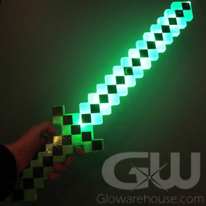 LED Light Pixel Sword