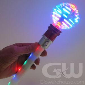 LED Glow Ball Light Wand