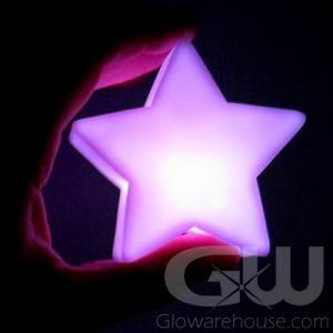 Glow Star Mood Lamp Light