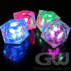 Glow Light Drink Cubes