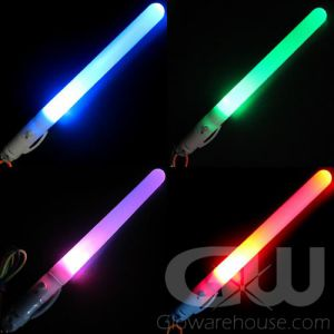 Battery Powered LED Light Sticks with Multi-Color Lights