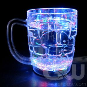 Glowing LED Beer Mug