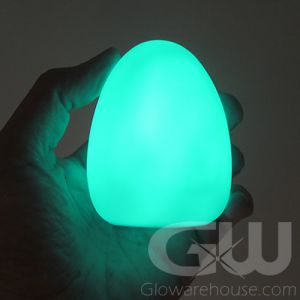 Light Up Orb Egg Lamp