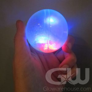 Light Up Flashing Bouncy Balls
