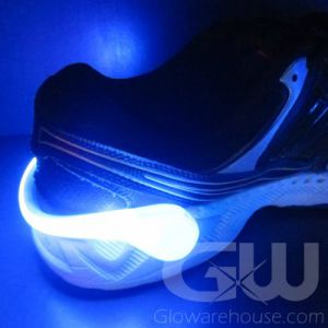 Glowing Light Up Shoe Clip