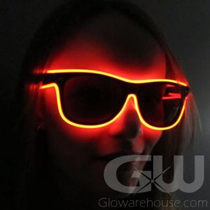 Glow LED Light Glasses