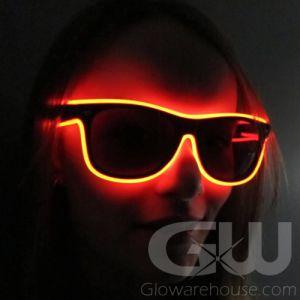 Glow LED Light Glasses