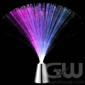 Glow Party Fiber Optic Lamp