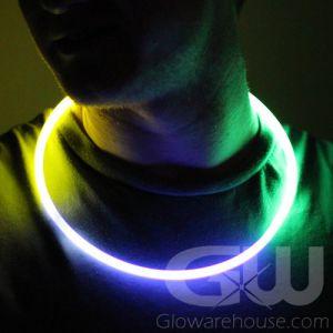 Glow Necklaces 3 Color Mardi-Gras