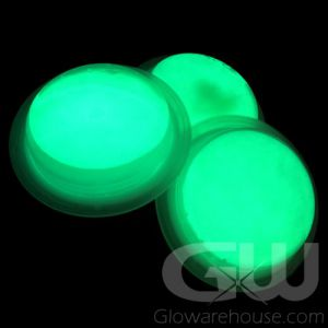 Glowing Stick On Circles