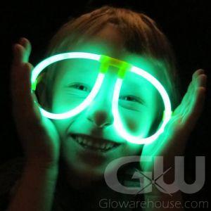 Glowing Eye Glasses Glow Sticks