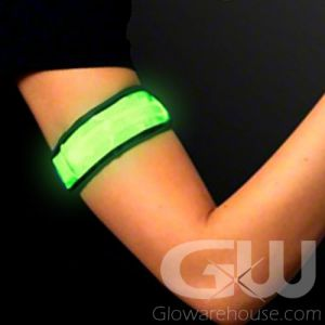 Glow Light Arm Band