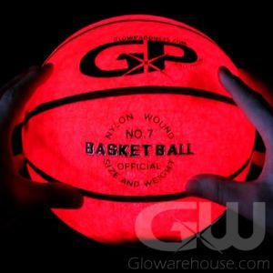 Lighted LED Basketball