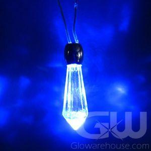 Light Up Crystal Pendant