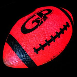 Lighted Glow Football with LED Light