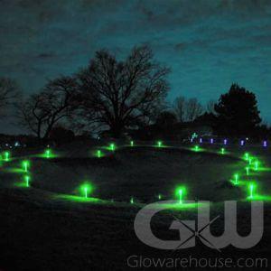 Night Golf Quote
