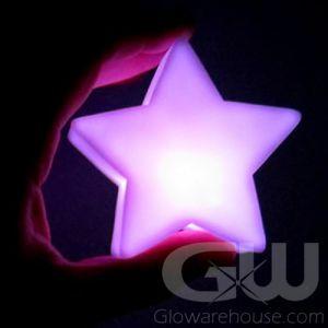 Glow Star Mood Lamp Light