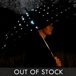 LED Lighted Umbrella