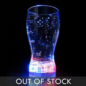 Flashing Light Up LED Party Drink Glasses