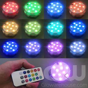 LED Base Waterproof Decor Light