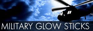 Military Glow Sticks