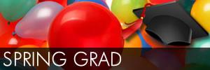 Graduation Glow Party